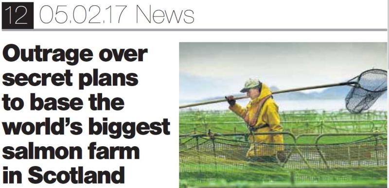 Sunday Herald 5 Feb 2017 newspaper version #1