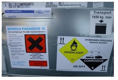Hydrogen peroxide photo #4 Paramove
