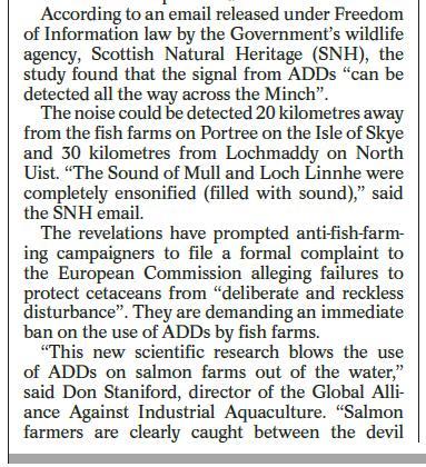 Sunday Herald 7 May 2017  newspaper #4