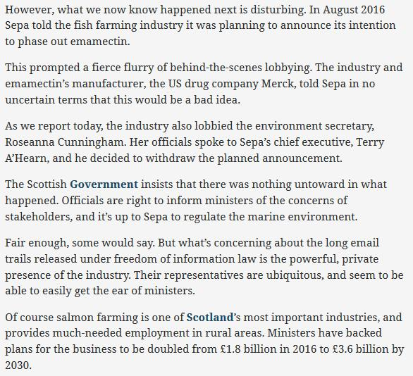 Sunday Herald 18 June 2017 Editorial #2
