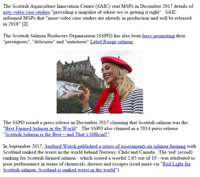 PR Scottish Salmon Farming 101 #5