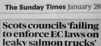 Sunday Times 28 Jan 2018 #1 newspaper version