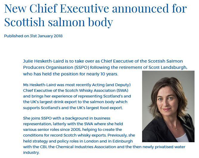 SSPO new chief
