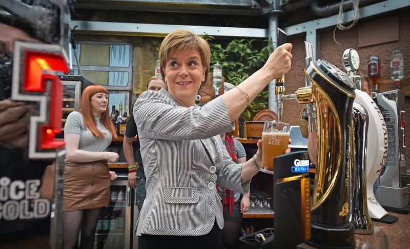 Sturgeon pub