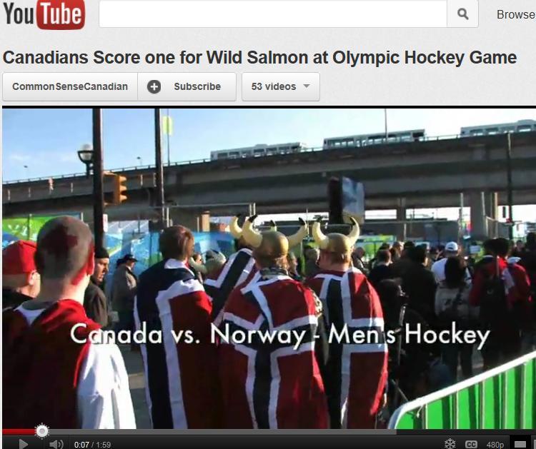 Norway olympics video