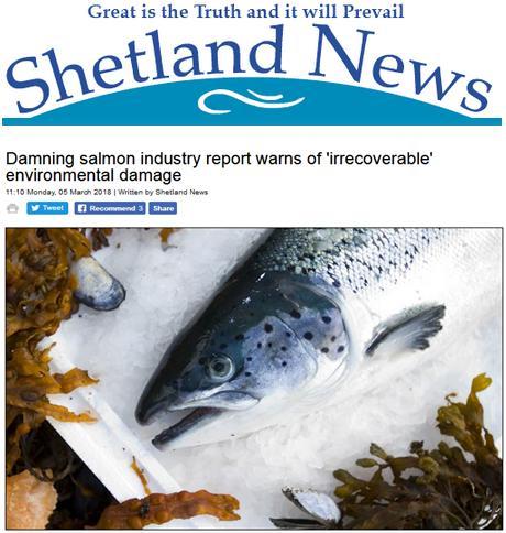 Shetland News 5 March 2018 #1