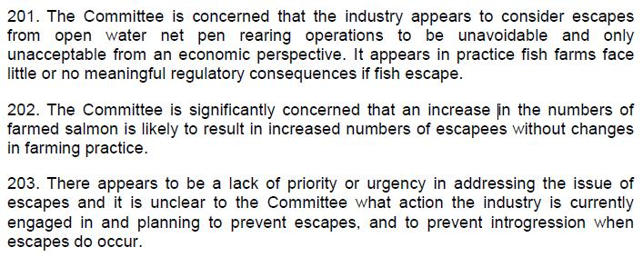SP ECCLR Inquiry report 5 March 2018 Views of the Committee #10