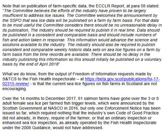 SP recc 14 March evidence agenda Guy #2