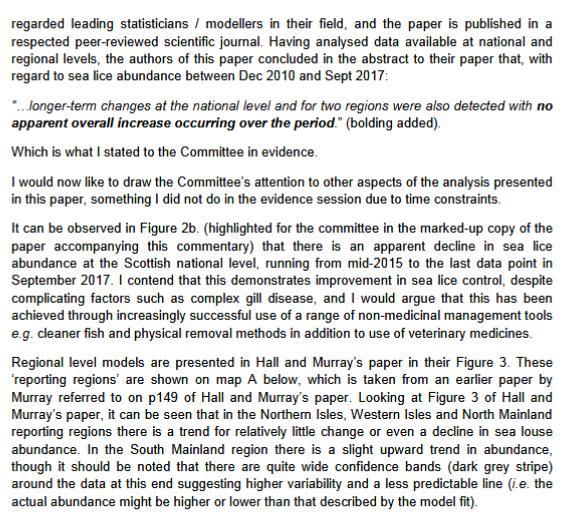 SP recc 14 March evidence agenda Bron #3