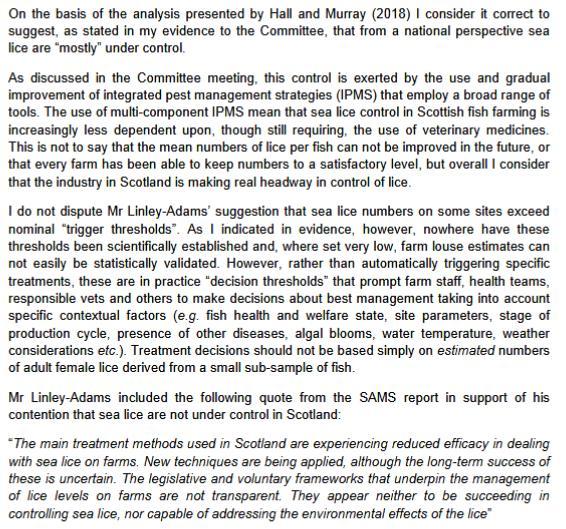SP recc 14 March evidence agenda Bron #5