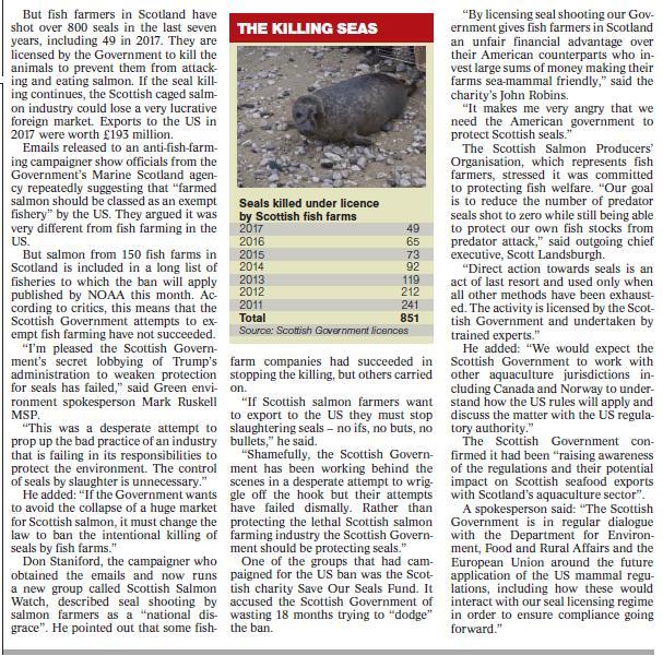 Sunday Herald 25 March 2018 Newspaper version #2
