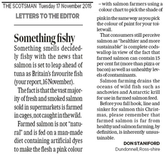 Letter to Scotsman 17 Nov 2015