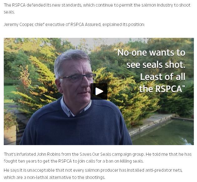 RSPCA ITV #Jeremy Cooper