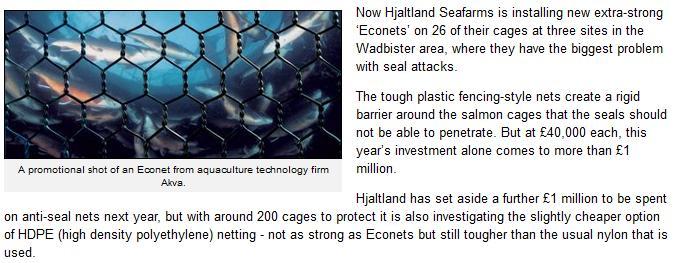 Shetland News EcoNets
