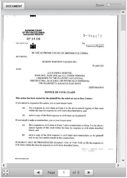 MH sues Alex Sept 2016 #5 CBC