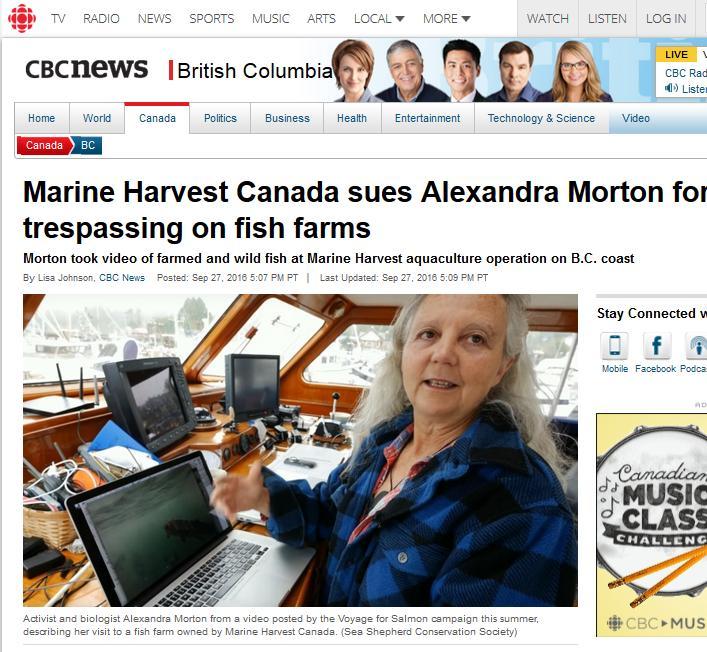 MH sues Alex Sept 2016 #1 CBC