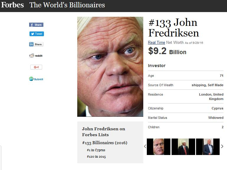 MH sues Fredriksen Forbes #1