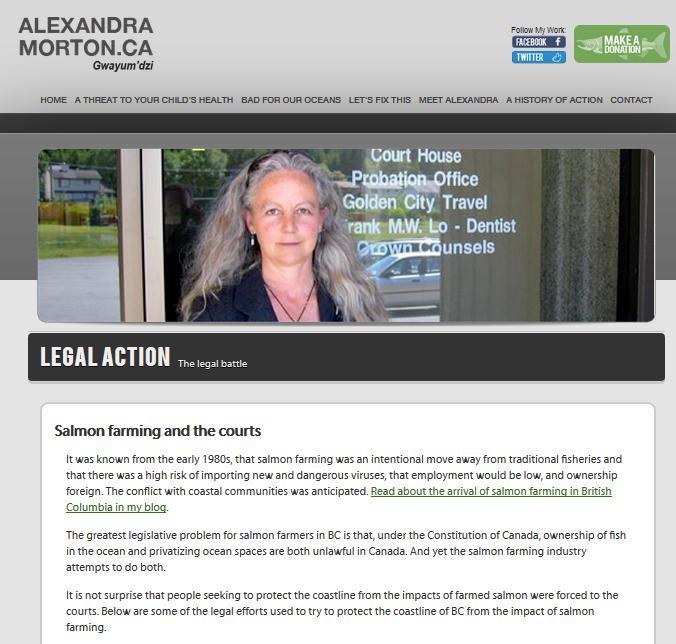 MH sues Alex legal action
