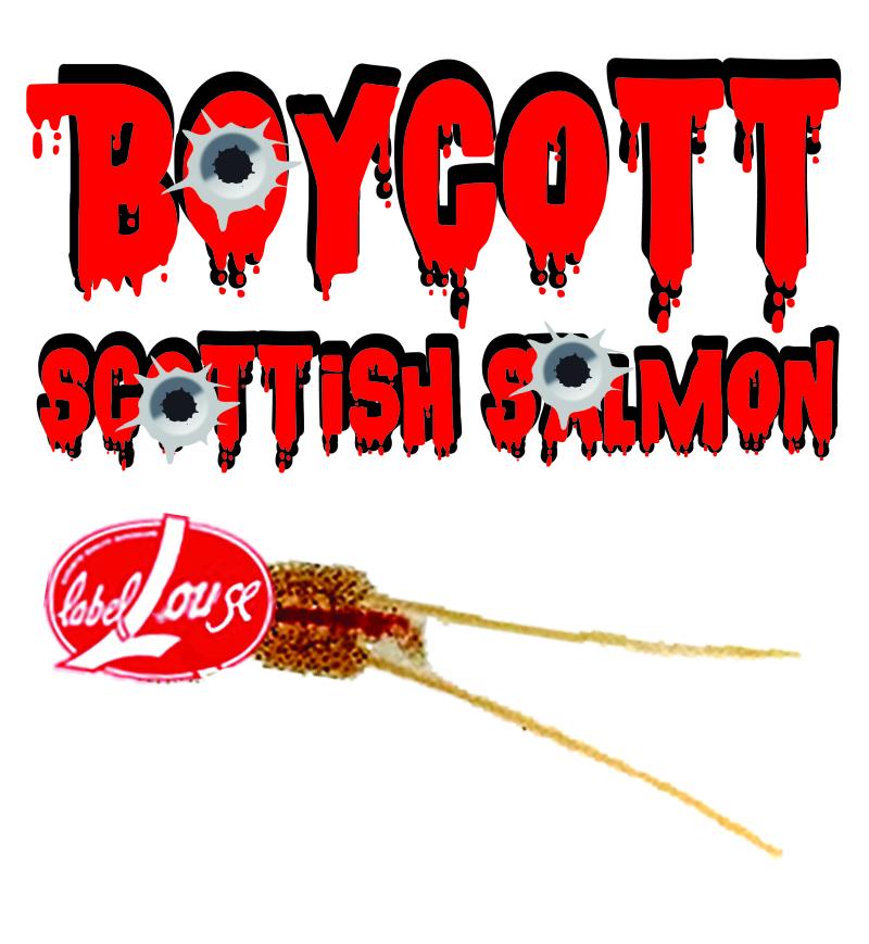 #3 Boycott Scottish salmon