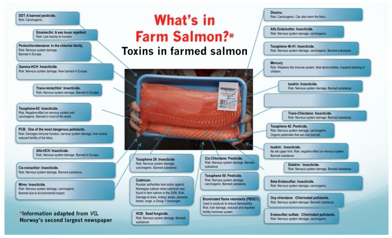 #15 Toxic salmon
