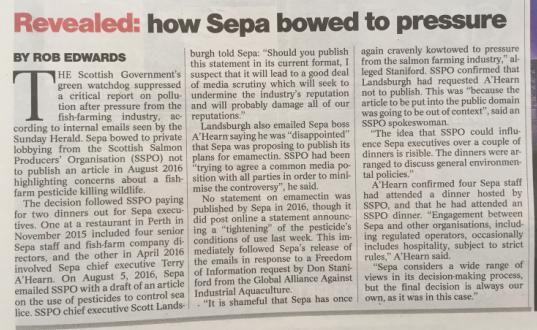 Sunday Herald 5 March 2017 #2