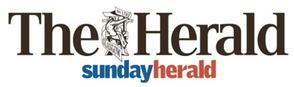 Sunday Herald banner