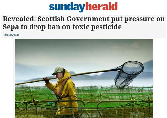 Sunday Herald 5 November 2017