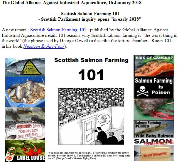 PR Scottish Salmon Farming 101 #1