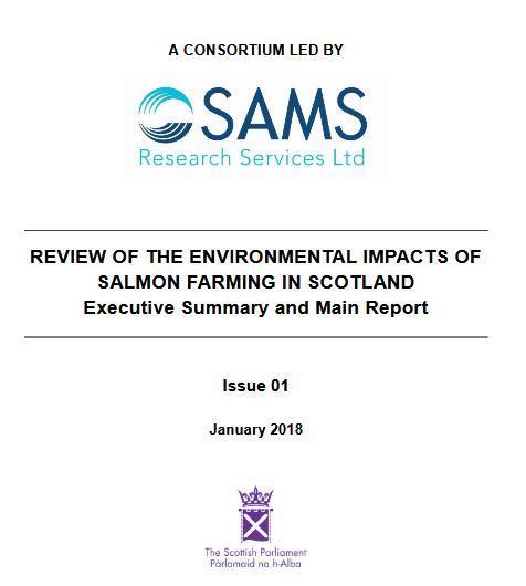 SAMS report