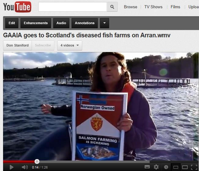 Don Arran Video #1