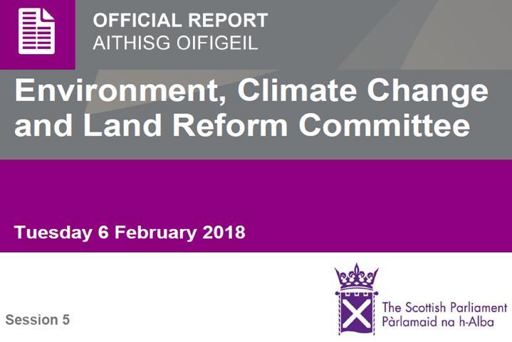 ECCLR Minutes 6 Feb 2018 #1