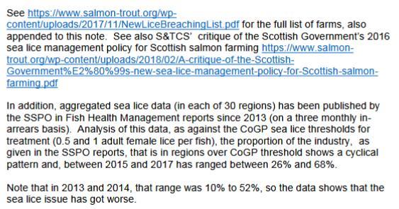 SP recc 14 March evidence agenda Guy #3