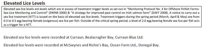 Sea Lice data July 2014 #2