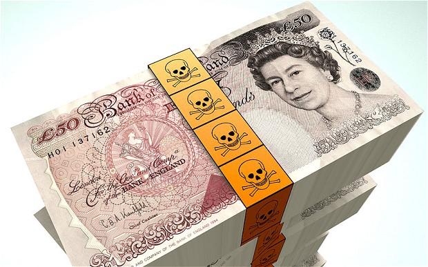 Money death