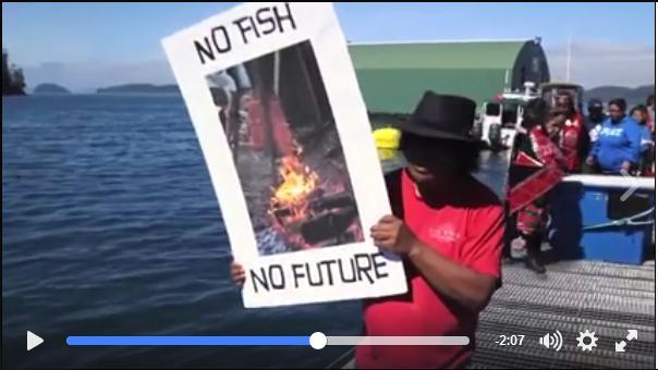 MH sues photos of Defendants #4 No fish no future