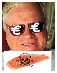 Fredriksen toxic salmon dollars