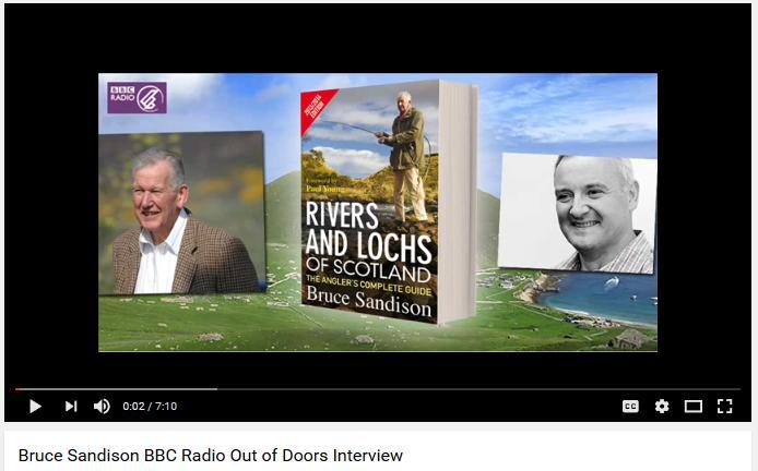 Bruce radio BBC