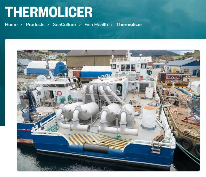 Thermolicer website