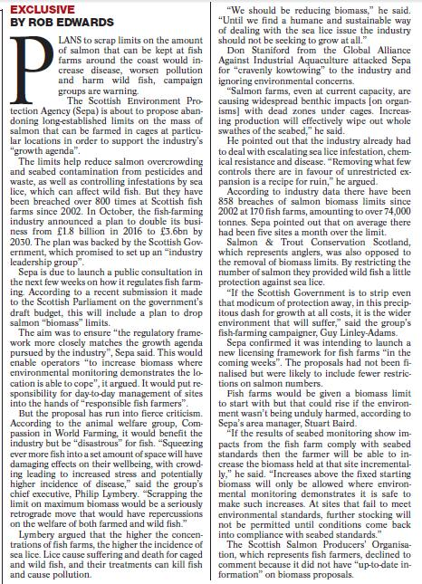 Sunday Herald 8 Jan 2017 Newspaper version #2 better copy