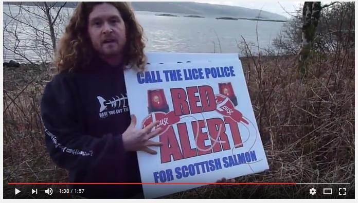 Video #1 LR Lice Police