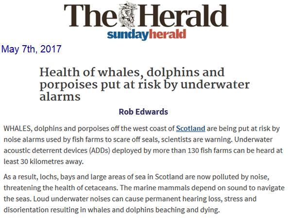 Sunday Herald 7 May 2017 #1