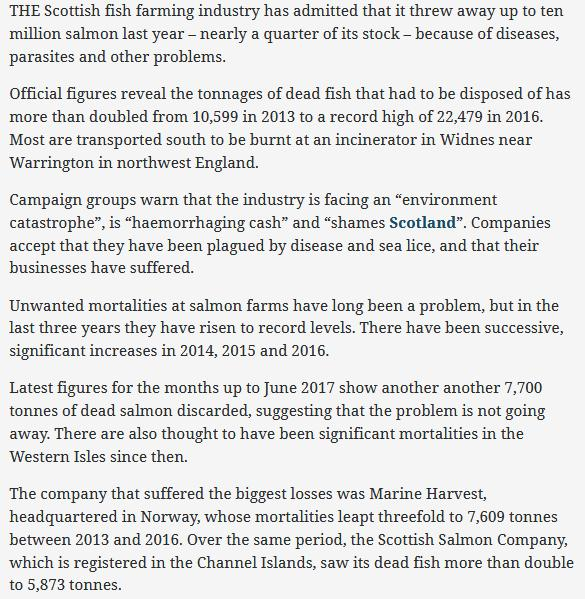 Sunday Herald 8 Oct 2017 1