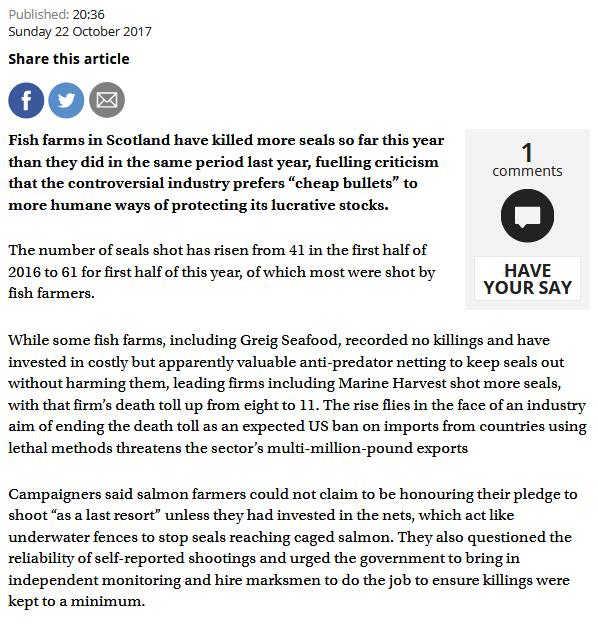 The Scotsman 22 Oct 2017 2