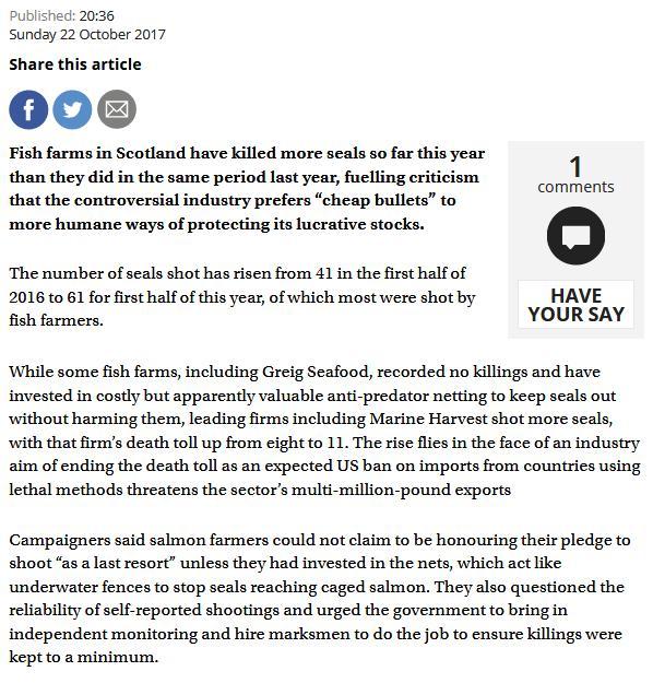 The Scotsman 22 Oct 2017 2