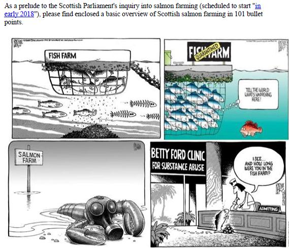 Scottish Salmon Farming 101 #2