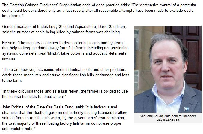 SP David Sandison story