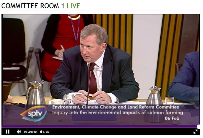 SP TV 6 Feb 2018 Alex Rowley on disease and millions loss on 20% loss