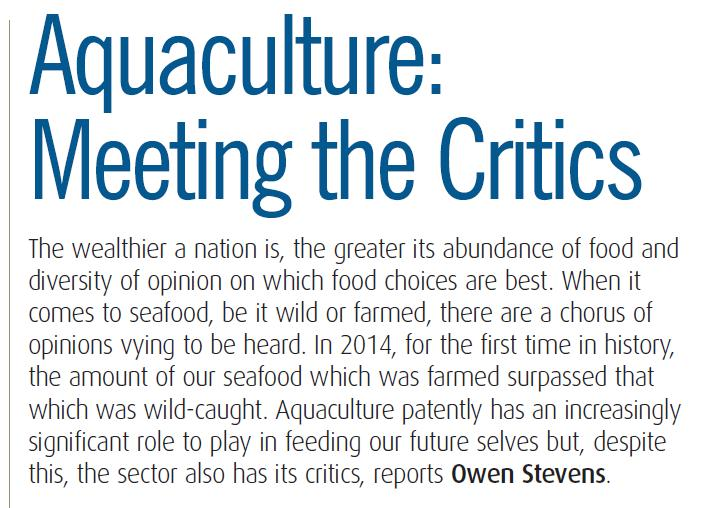 World Fishing & Aquaculture Feb 2018 #1 title