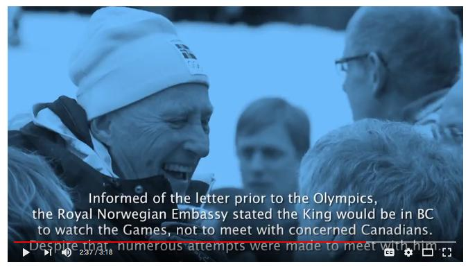 Olympic blog #16 whistler