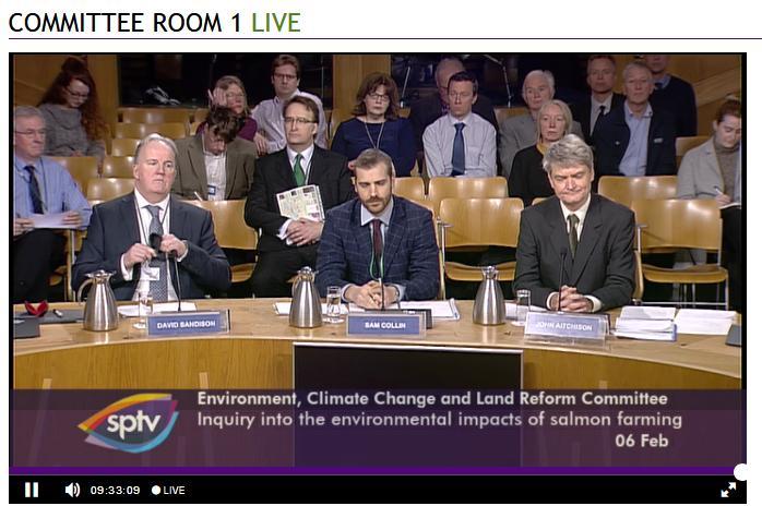 SP TV 6 Feb 2018 panel David Sam John
